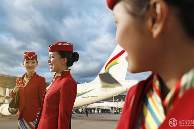 高颜值,西藏航空空姐陪你一起去苏梅岛看风景