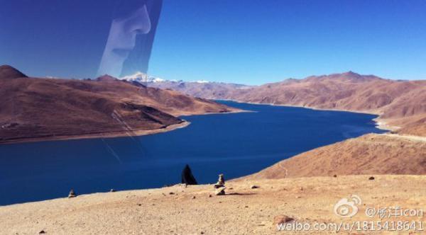 网友大爱的男神,是去过西藏的!