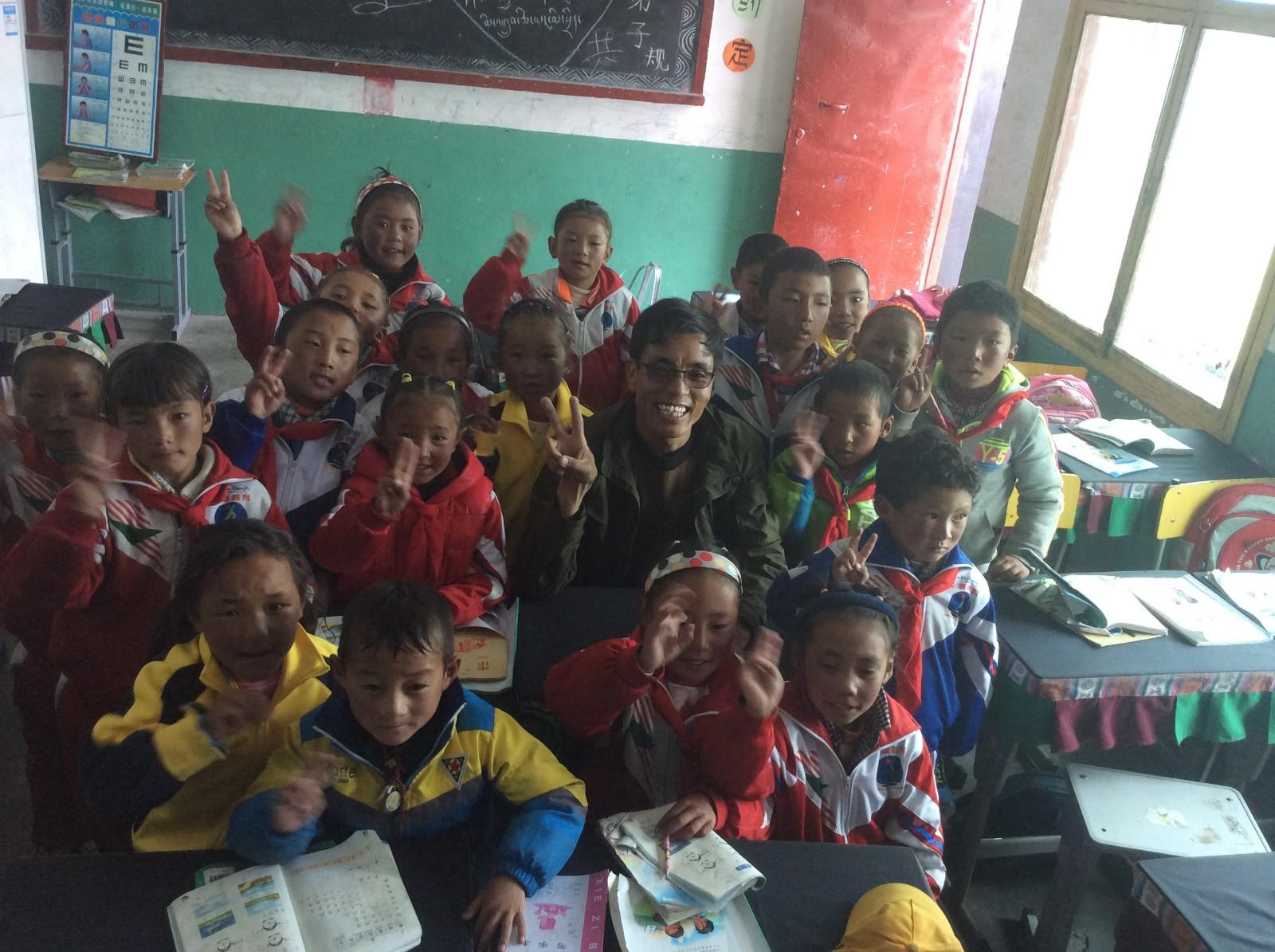 JigmeTsering: Bestehen auf dem Bildungstraum der weltweit höchsten Schule