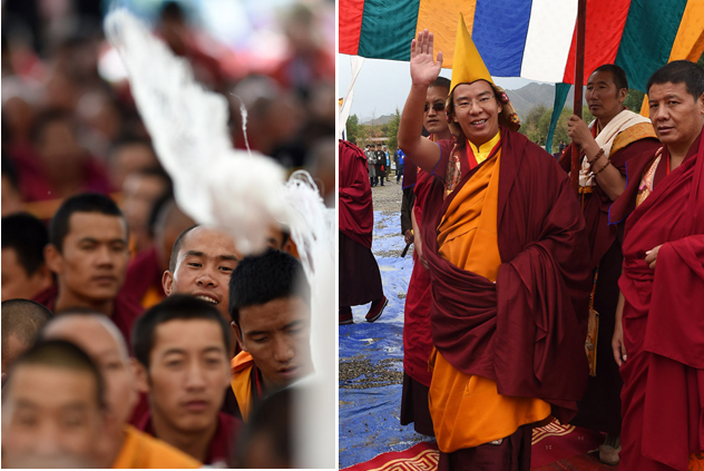 Panchen Lama's first Kalachakra ritual closes successfully
