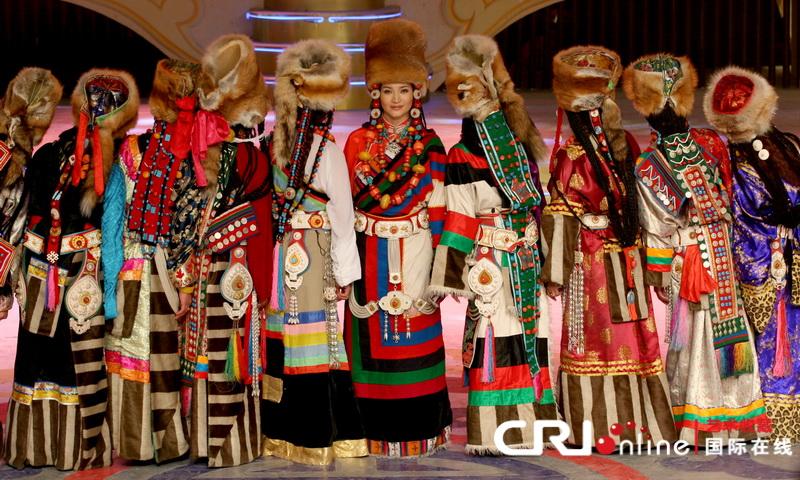 Lhasa to hold Tibetan clothing cultural week