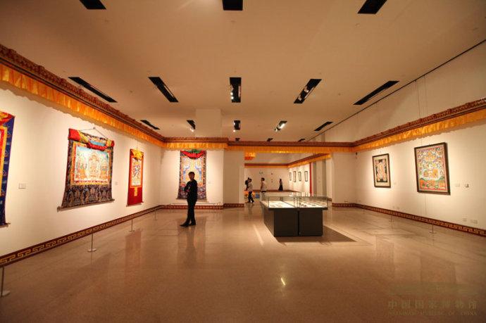 Zwei tibetische Meisterwerke von nationalen Museen aufgenommen