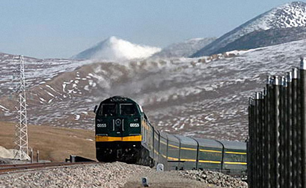 Lhasa rail celebrates first decade