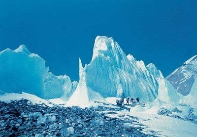 Tibet glacier activity not only controlled by Earth's temperature