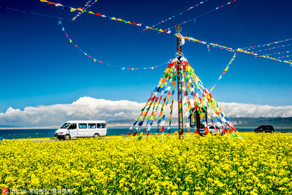 Qinghai in summer: a land of heaven