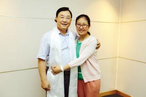 14-jähriges tibetisches Mädchen bekommt Herzbehandlung