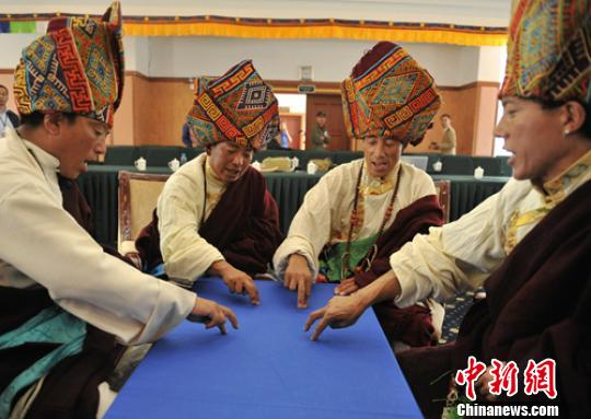 """""""Finger Guozhuang"""" makes first public appearance"""