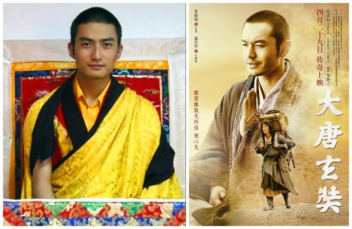 """打假进行时,这位""""西藏最帅活佛""""原来是假的!"""