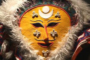 扎西雪巴面具