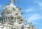 """美国金钱政治的""""黑洞""""效应"""