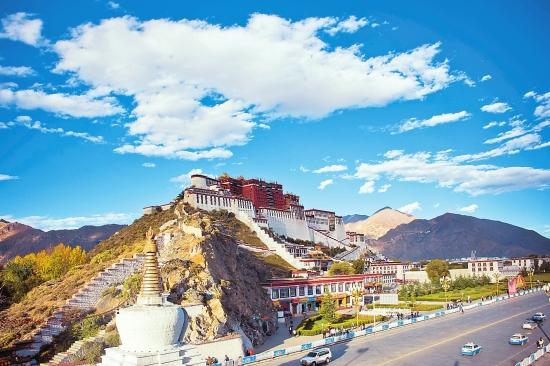 """""""西藏经验""""写入联合国报告"""