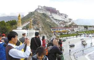 旅游业已成西藏经济发展重要支撑产业