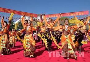 拉萨市歌舞团舞蹈表演人才赴四川委培学习
