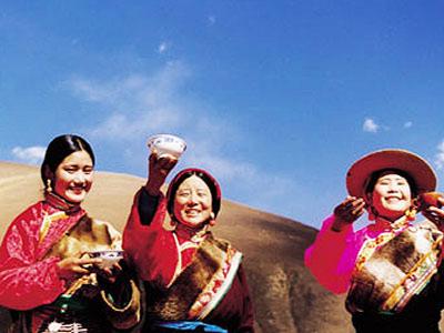 吃货!雪顿节西藏有惊喜了