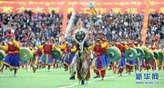 第十四届珠峰文化旅游节期间日喀则市招商引资208.53亿