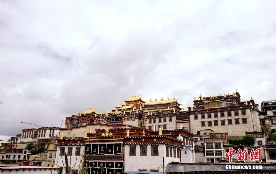 Songtsenling – Das größte Kloster des tibetischen Buddhismus in Yunnan