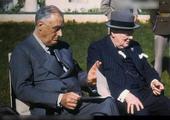 罗斯福与丘吉尔激辩西藏的地位