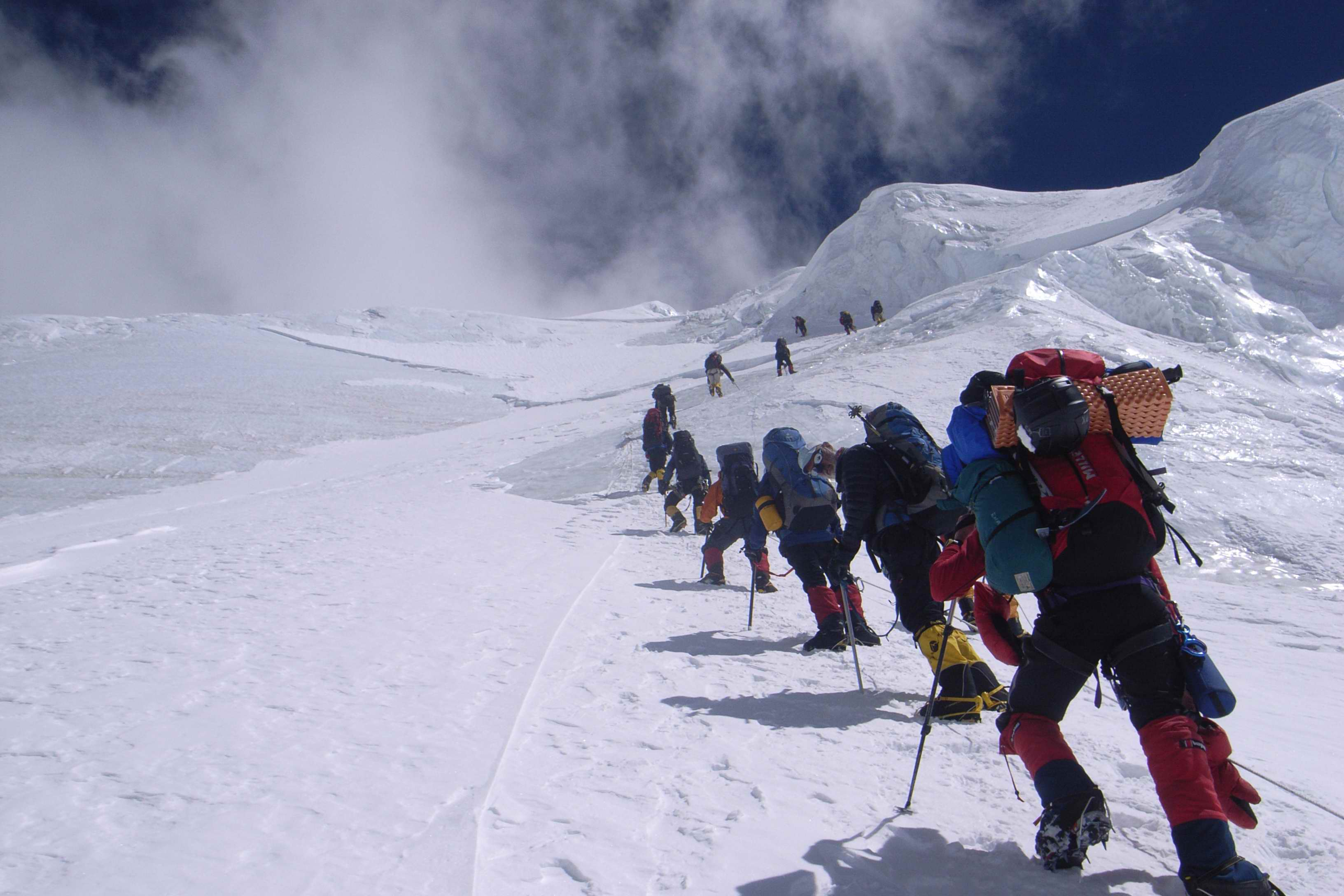 Climbing Mt.Qomolangma in 5D will be expected in 2017