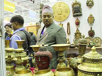 [藏博会]产品受欢迎