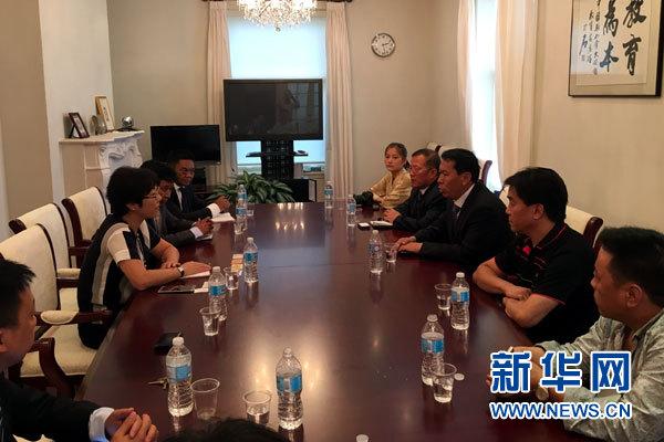 Tibet's Chamdo delegation visits Canada
