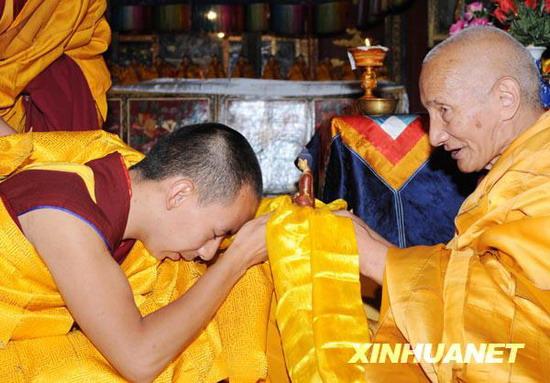 Jamyang Gyamco: The unassuming ordination abbot of the Panchen Lama
