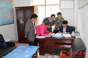 甘肃省甘南州藏乡一名村官的成长日记