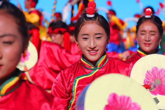 Tibet reinvents itself as a channel to South Asia