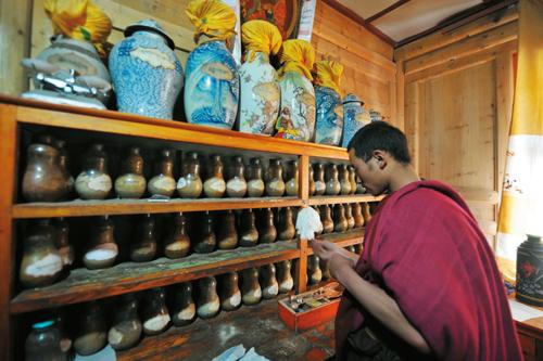 Tibetan medicine wins global recognition