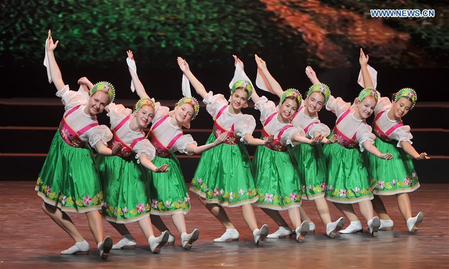 Cultural Week of China-Eurasia Expo marked in Xinjiang China