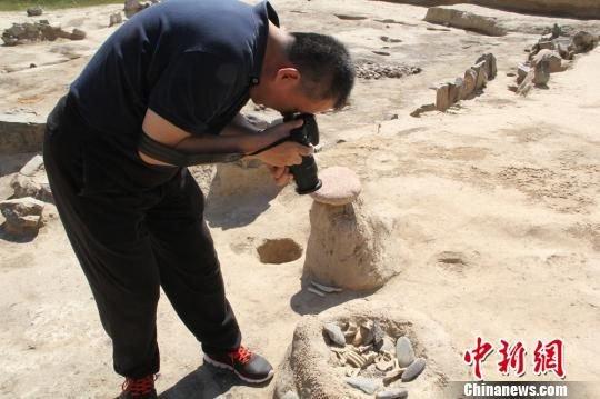 In Xinjiang wurde vor 3000 Jahren Eisen geschmolzen