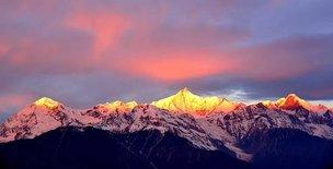 尕藏加:论迪庆藏区的神山崇拜与生态环境
