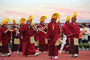 2016年西藏林芝雅鲁藏布生态文化旅游节开幕
