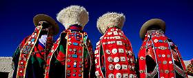 藏族人的精致饰品