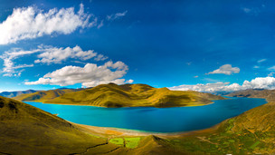 国庆长假之与水精灵共舞湖泊冰川江河
