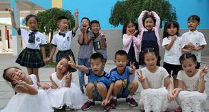 河北邯郸7对双胞胎新生进入同一所小学
