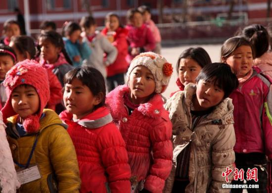 Relocation helps poverty relief project in Tibetan-inhabited areas of Qinghai