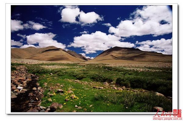 Qinghai-Tibet groundwater rising: report