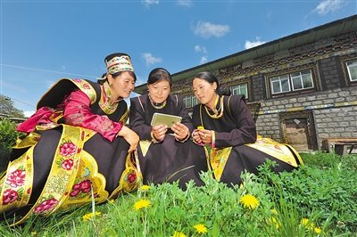 "Tibet: Broadband to cover all villages in ""13th Five-Year Plan"" period"