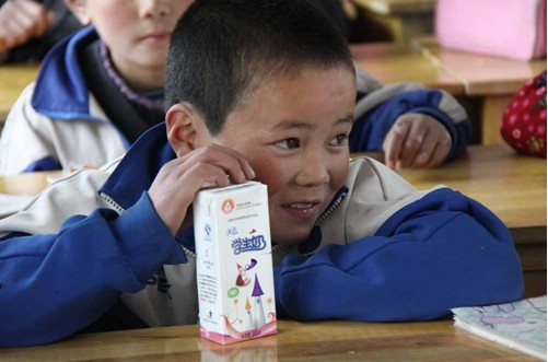 15-year free education implemented in NW China
