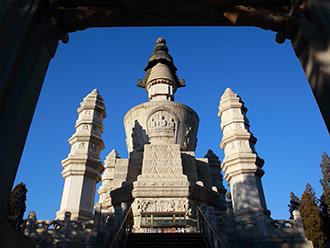 京城这个寺庙鲜为人知 曾是五世达赖行宫 现存有六世班禅衣冠塚