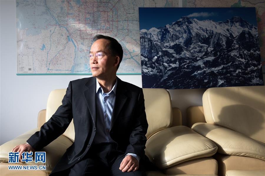 Hochlandforscher Yao Tandong gewinnt Vega-Medaille