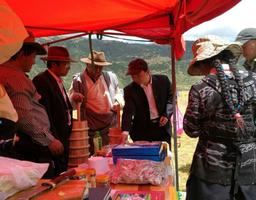 尼木县以产业发展带动经济增长