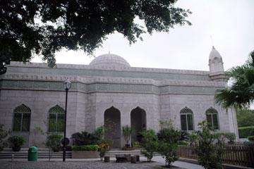 Die Qingjing-Moschee in Quanzhou