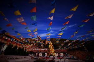 """藏传佛教史上的三个""""第一位"""" 他们的故事太传奇"""
