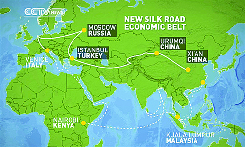 Xi says Belt and Road Initiative gains increasing global support, Chinese investment surpasses 50 bln USD
