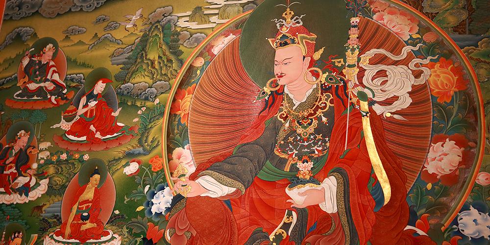 西藏唐卡精品展