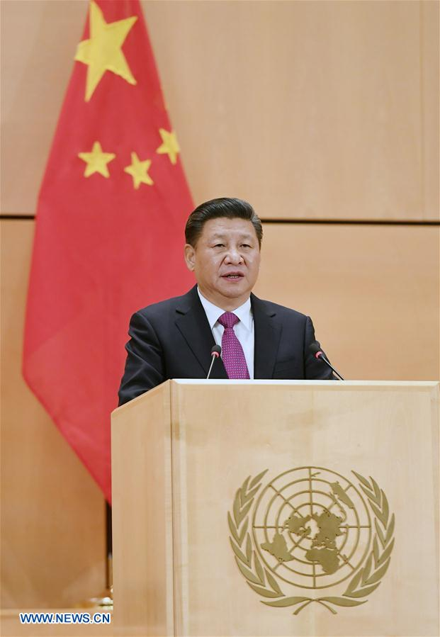 Chinese president eyes shared, win-win development for mankind's future