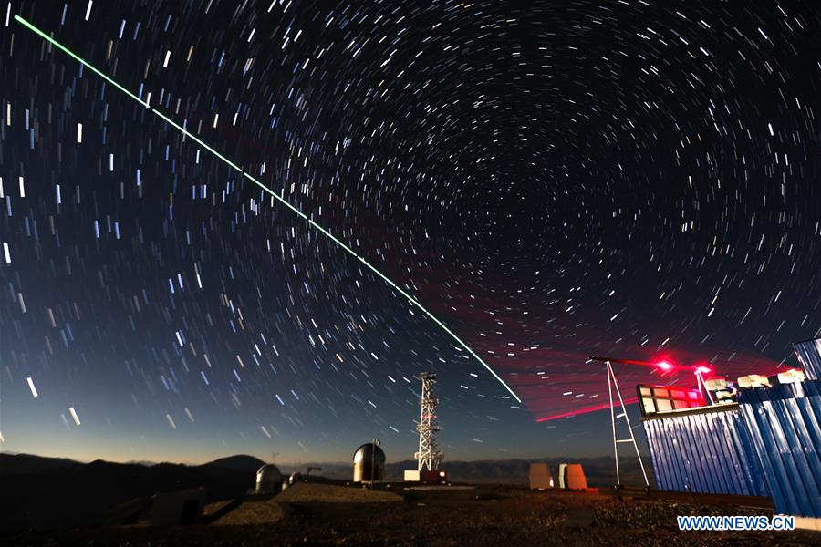 China's quantum communication satellite delivered for use