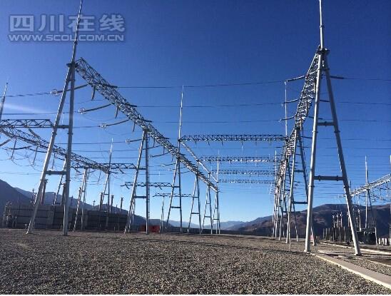 Tibet's Xiajiaka substation put into operation
