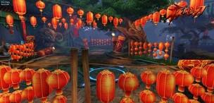 中国春节安全提示